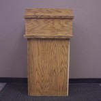 Portable Floor Podium