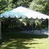 Tent, Frame 15'x 15′