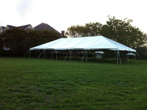 Tent, Frame 30'x 60′