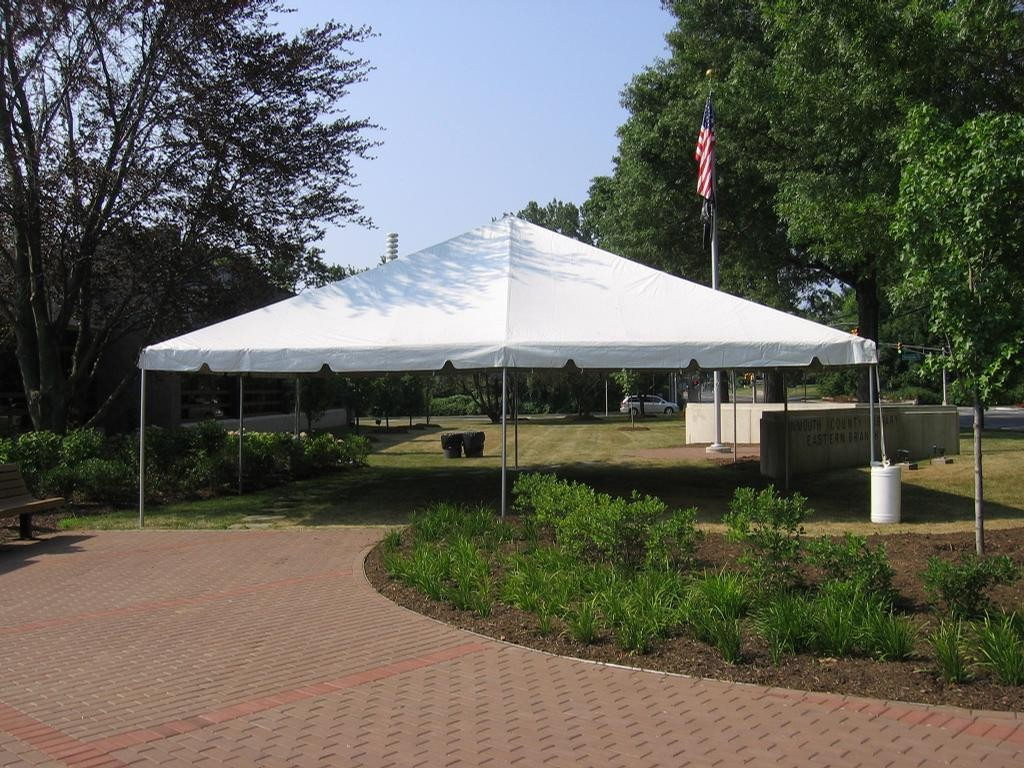Tent Frame 30 X 30 Uptown Rentals
