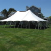 Tent, Rope and Pole 30'x 40