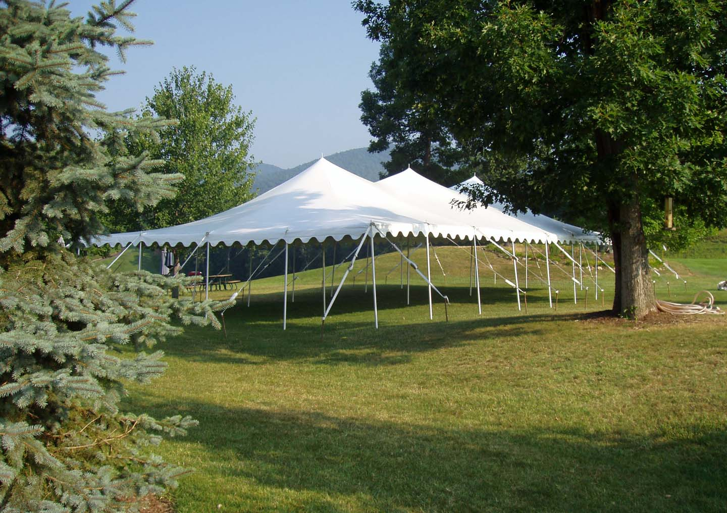 30x60 Rope And Pole Tent
