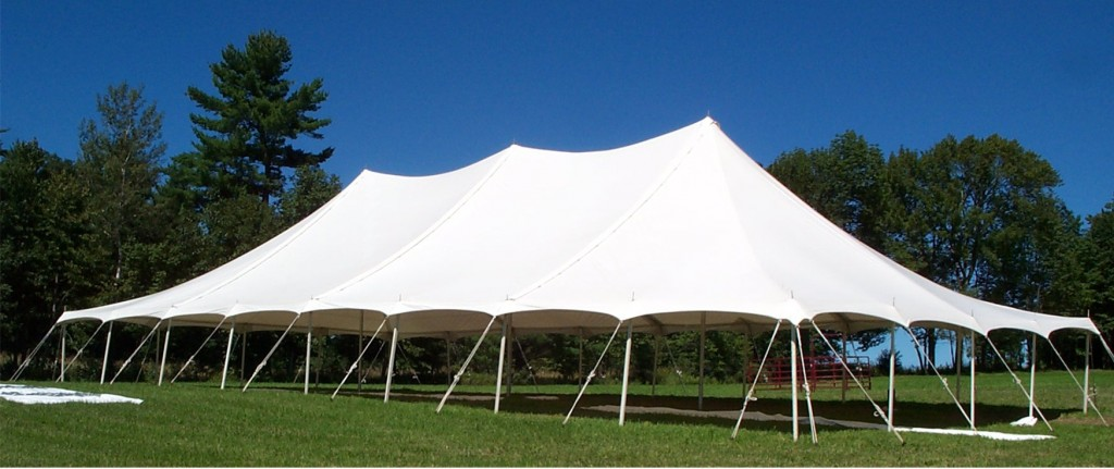 Tent Rope And Pole 40 X 80 Uptown Rentals
