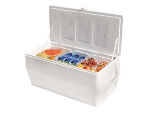 Cooler, 80 quart Ice Chest