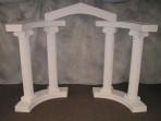 Roman, Colonnade Arch