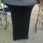 Spandex for Cocktail Table