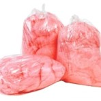 Cotton Candy Machine Plastic Bags