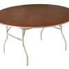 Table, Round 48″