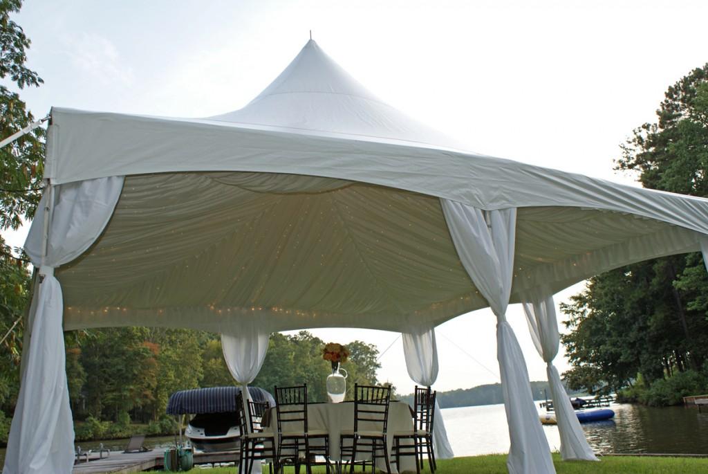 Tent Liner 20 X 20 Uptown Rentals