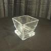 Centerpiece, Square Bowl, 5″ wide