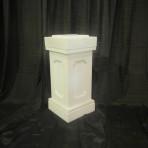 Roman, Balustrade Column