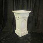 Roman, Balustrade Column Cap