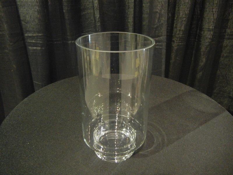 Centerpiece Cylinder Vase Insert 12 Uptown Rentals