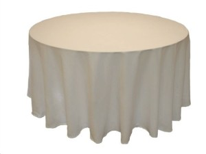 Table Linen 108″ Round
