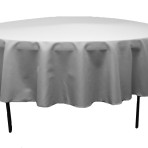 Table Linen 90″ Round