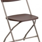 Folding Chair Basic Brown