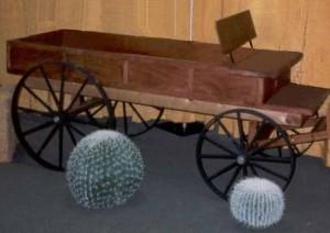 Western, Buffet Wagon