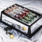 Mirrored Beverage Tray