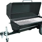 Grill, Gas 5′ Towable