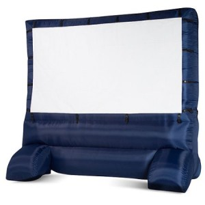Projector Screen, 12′ Inflatable