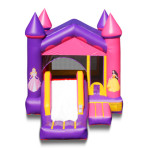 Castle with Slide, Pink